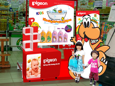 booth ChildrenDay
