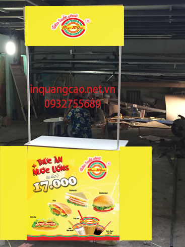 booth dai phat